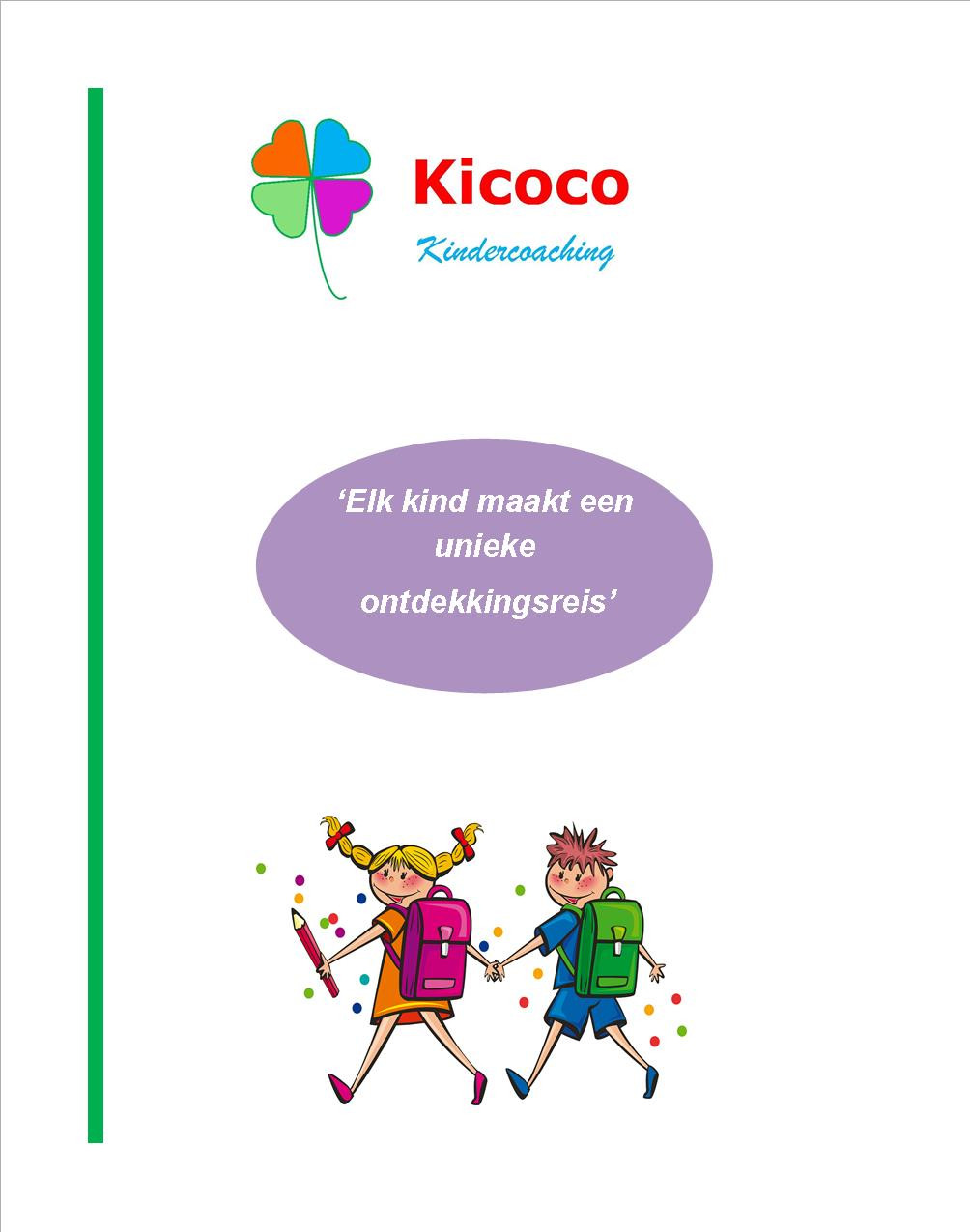 Folder Kicoco coaching